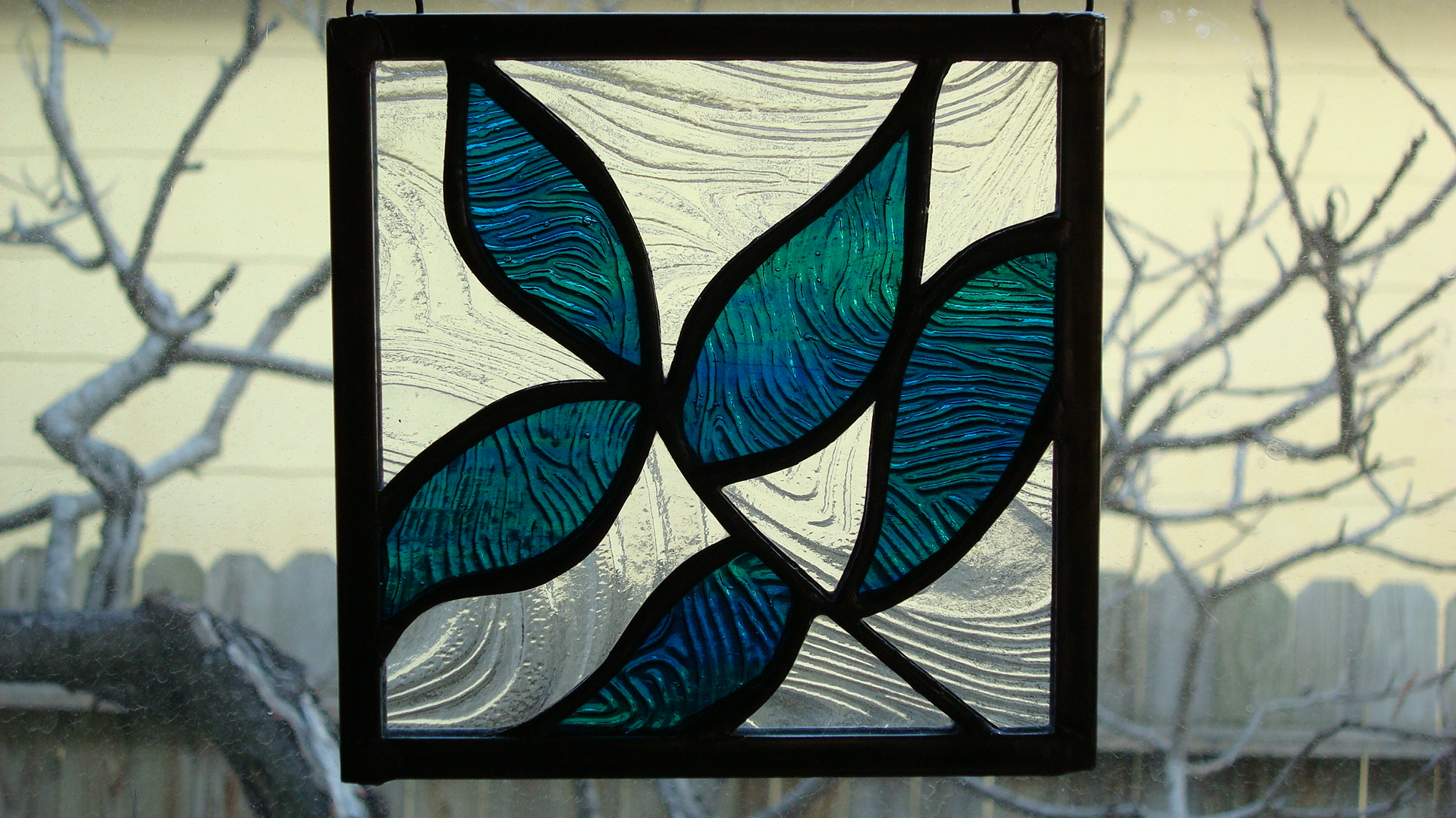 beautiful stained glass wallpaper - photo #3